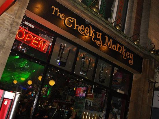 The Cheeky Monkey Retro Bar