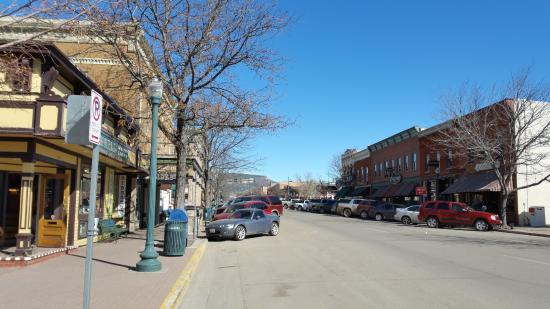 Best Western Plus Rio Grande Inn: A lovely walk through Durango, just minutes from the hotel.