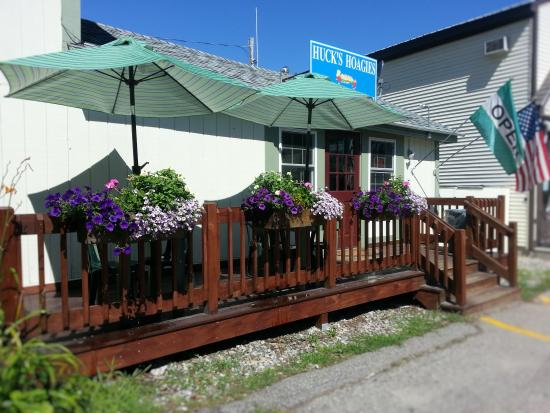 Wolfeboro, NH: Outdoor Dining