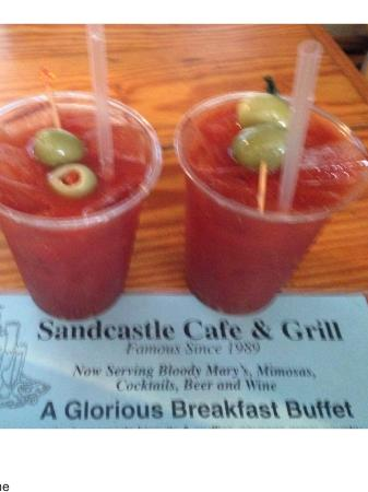 Sandcastle Cafe & Grill: Good Morning