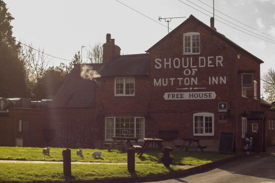 The Shoulder of Mutton