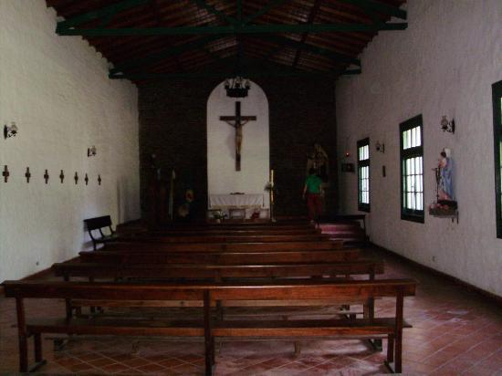 Isla Martin Garcia, Argentina: Capilla