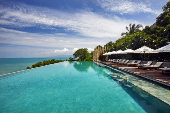 Six Senses Samui: Main Pool