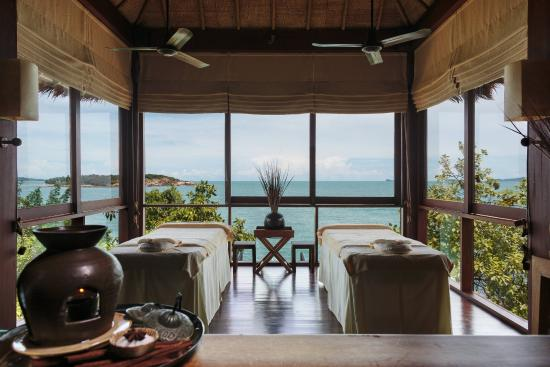 Six Senses Samui: Six Senses Spa Treatment Room