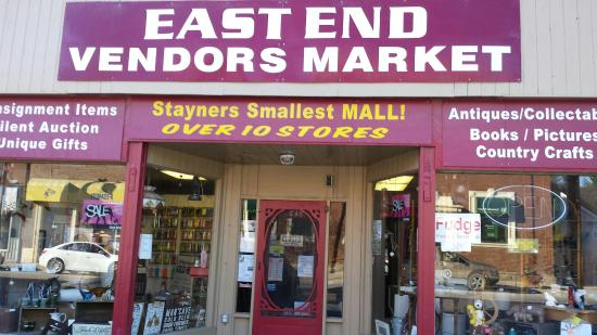Stayner, Canadá: East End Vendors Market