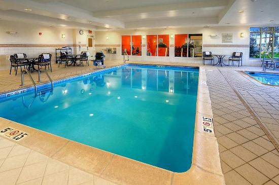 Hilton Garden Inn Great Falls : Indoor Pool