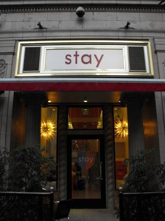 Stay on Main Hotel and Hostel: Exterior
