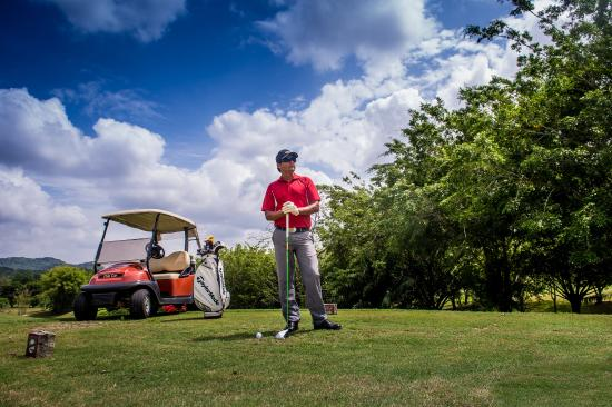 Radisson Summit Hotel And Golf: Golf