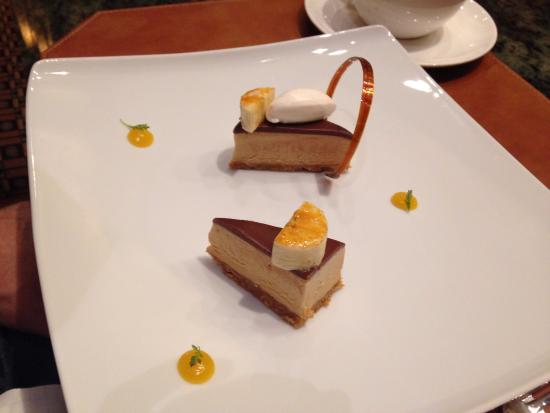 fine dinning experience at napa rose five course meal at chef s rh tripadvisor co nz