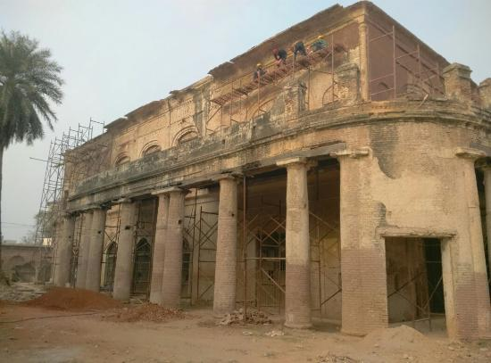 Qila Mubarak Complex