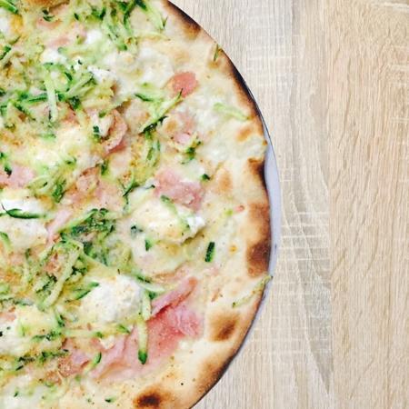 Il Tronco Ristorante Pizzeria: Veronique