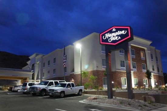 Hampton Inn Moab: The Moab Hampton Inn