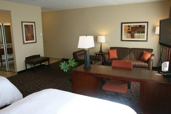 Forest Hill, TX: Two Queen Suite