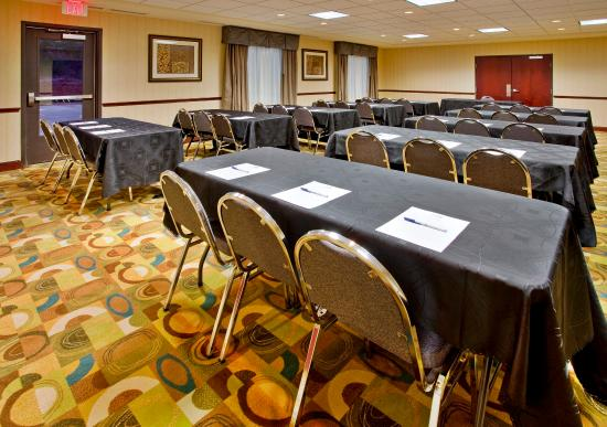 Holiday Inn Express Hotel & Suites Guthrie-North Edmond: Meeting Room