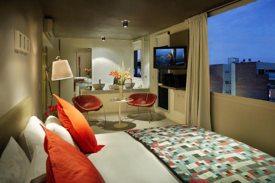 Own Palermo Hollywood: Master Suite