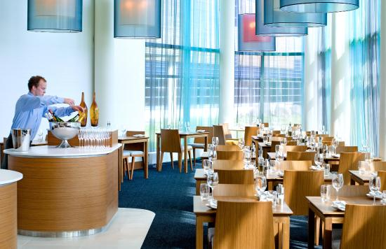 Radisson Blu Hotel, Trondheim Airport: Longhorn Restaurant & Bar