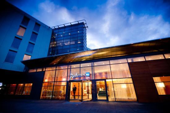 Radisson Blu Hotel, Trondheim Airport: Welcome