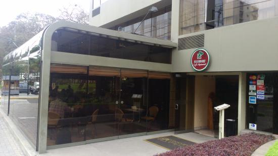 Roosevelt Hotel & Suites : restaurante
