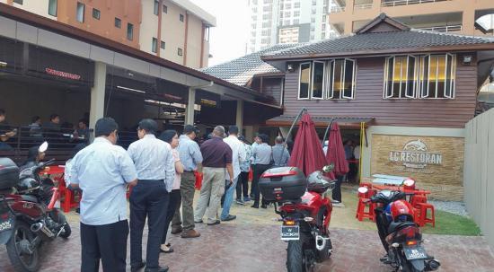 Line Clear Restaurant Kuala Lumpur