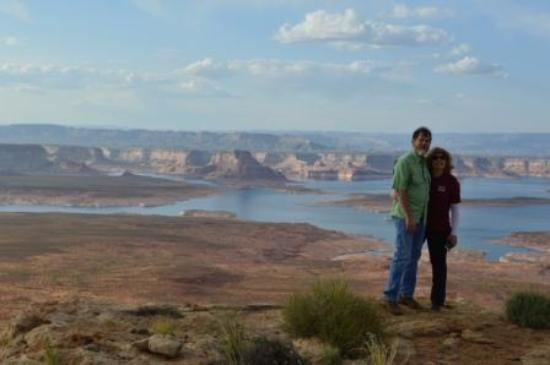 The Bear's Den B&B: On Top of Tower Butte, Amazing Views