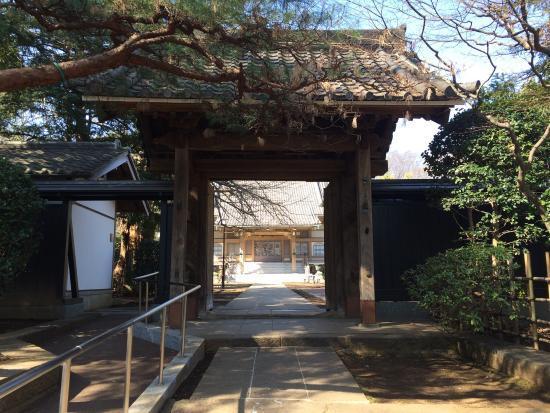 Bugen-ji Temple