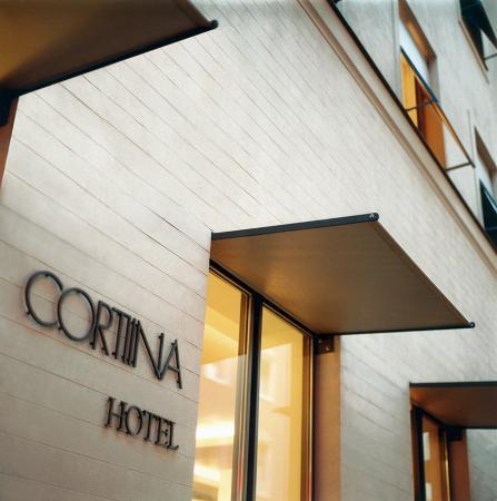 Cortiina Hotel: Exterior