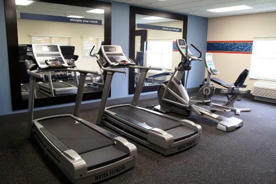 Ellsworth, ME: Fitness Room