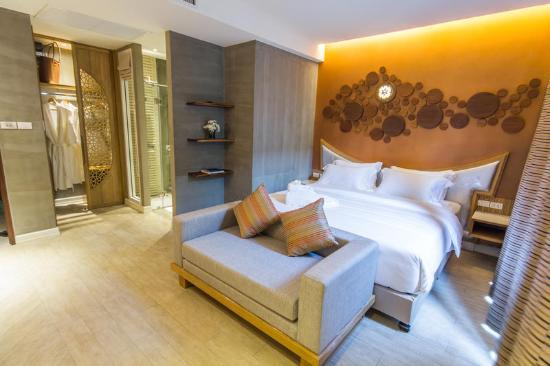 deluxe room picture of the tarna align resort koh tao tripadvisor rh tripadvisor com