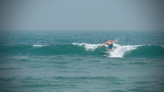 Boutique Hoi An Resort Yes You Can Surf And Boards On The Beach