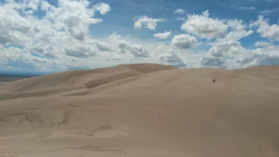 Mosca, CO: Great Sand Dunes National Park