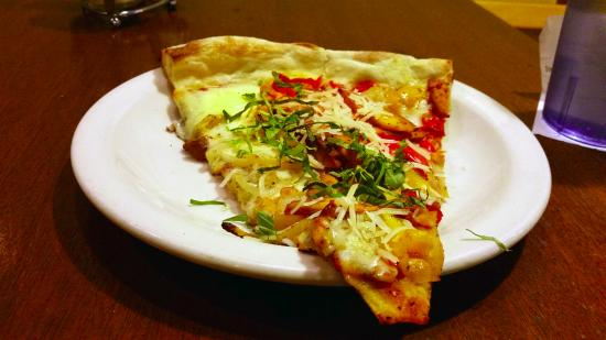Pizzicato Gourmet Pizza : The special - by the slice!