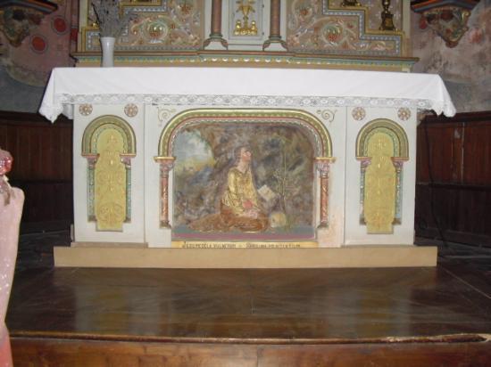 Eglise Sainte-Marie-Madeleine: Iglesia de Santa Maria Magdalena en Rennes le Chateau