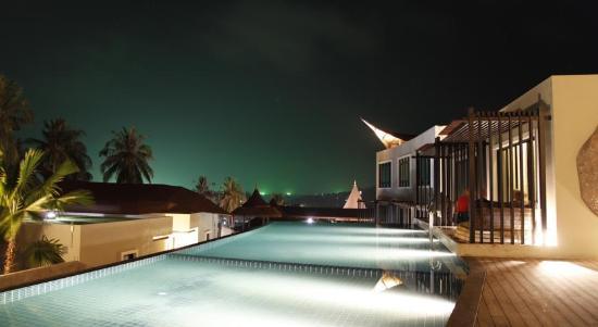 pool at night picture of the tarna align resort koh tao tripadvisor rh tripadvisor co uk