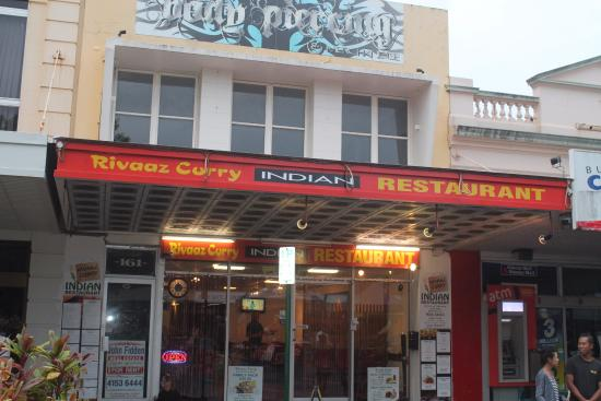Rivaaz Curry Indian Restaurant.