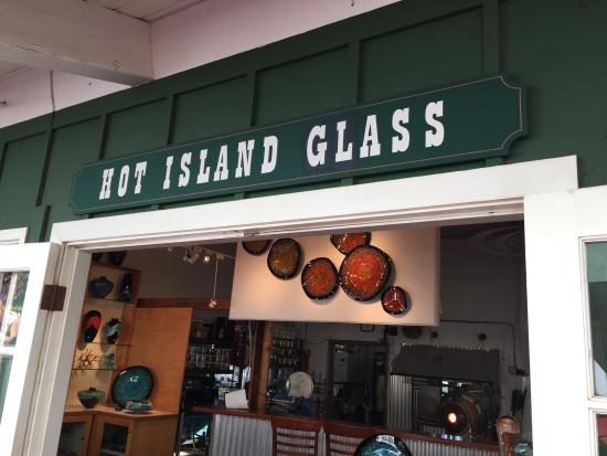 ‪Hot Island Glass‬
