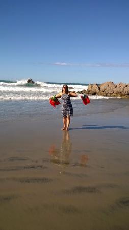 love the beach it so nice and clean foto de mt maunganui main