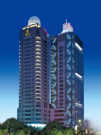 Windsor Hotel Taichung: 台中裕元花園酒店 交通便捷 為距離高鐵台中站最近的頂級五星飯店