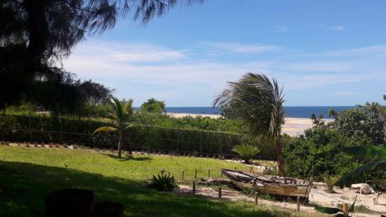 Inhassoro, Mozambique: O espaço de Jardim
