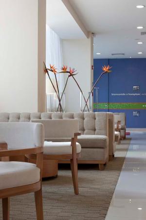 Hampton Inn by Hilton Guadalajara/Expo: Hotel Lounge