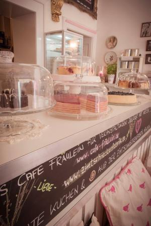 Küchenliebe kuchen liebe bild café fräulein münchen tripadvisor