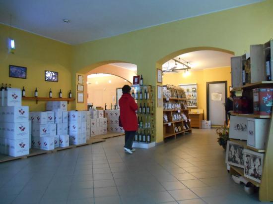 Castagnole Monferrato, Italien: interno
