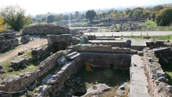 Ancient Amphipolis