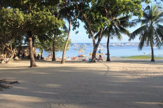 Cebu White Sands at Maribago Beach Photo