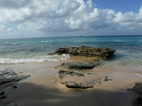 Black Rock, Barbados: So quite & peaceful