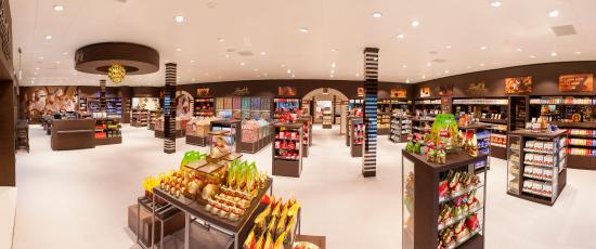 Lindt Chocolate Shop Kilchberg