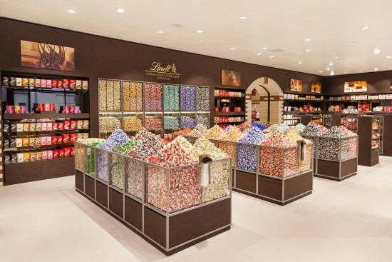 ‪Lindt Chocolate Shop Kilchberg‬