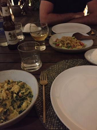 Ruen Mai : Super restaurant ! Propre, personel souriant