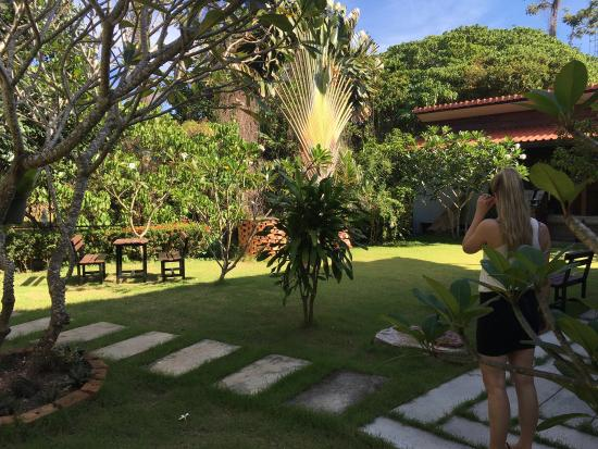 Lanta Thip House: Garten im Thip House