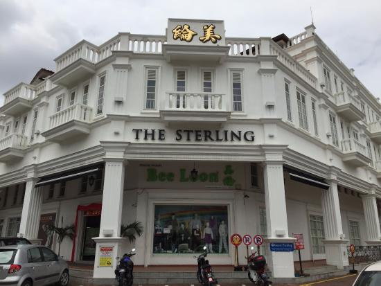 facade of the hotel on the street side in little india picture of rh tripadvisor in