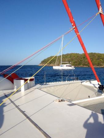 Croisiere Catamaran Dream Yacht Charter